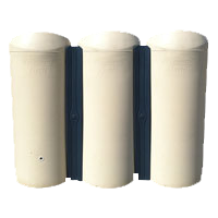 Poly Under Eave Tanks